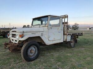 Wanted: Wanted old Toyota Landcruisers FJ45 HJ45 HJ47 hj60
