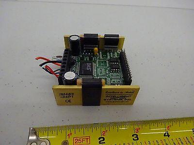Controller Intelligent Motion Systems Im483-34p1 Laser Optics As Is Binta-2b