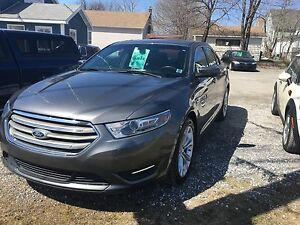 2013 FORD TAURUS HEATED LEATHER/ROOF!