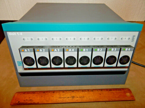 Eppendorf DASGIP MP8 Variable Speed Peristaltic Pump for Bioreactor