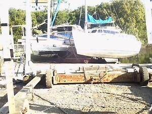 slipping for catamarans / berths to rent Deagon Brisbane North East Preview