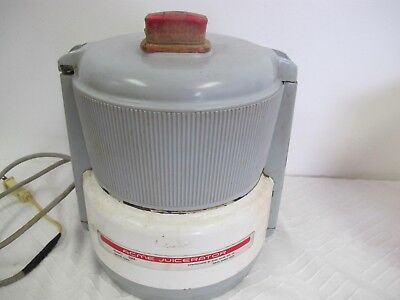 ACME VINTAGE JUICER JUICERATOR MODEL # 5001