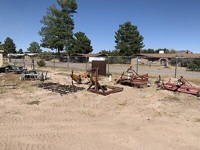 Farm Equipment Tractor Attachments