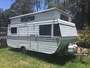1984 Viscount Poptop Caravan Dundowran Fraser Coast Preview