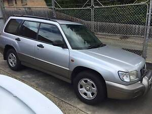 ONE OWNER 2001 Subaru Forester Wagon Auto in Great Condition !!! Box Hill North Whitehorse Area Preview