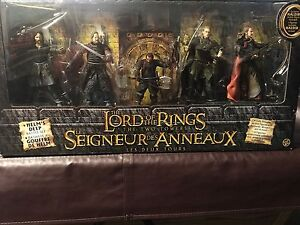 Lord of the Rings Boxed Sets