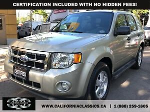 2011 Ford Escape ONLY 99KMS! LEATHER! SUNROOF! - 4WD