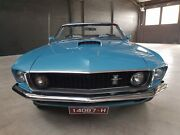 1969 Mustang RHD Genuine GT 351 4V Convertible Auto. Leichhardt Leichhardt Area Preview