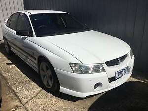 2005 Holden Commodore Sedan DUAL FUEL Fawkner Moreland Area Preview