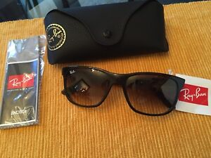 """RAY-BAN """"4181"""" Authentic Sunglasses (Brand New)"""