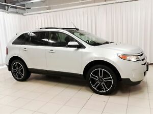 2014 Ford Edge SEL AWD SUV w/ PANORAMIC MOONROOF, REAR CAMERA, N