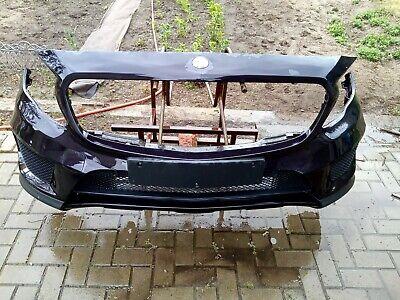 Mercedes GLA w156 AMG  original stoßstange vorne KOMPLETT ohne GRILL