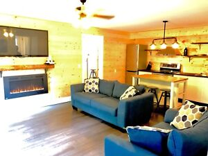 Luxury 2Bed Lodge with Hot Tub | Fully Furnished 4-6 Month