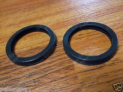 2-pack Spout Gasket Replacements Rubber Viton Useal Groove Wedco Gott Rubbermaid