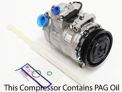 2006 2009  BMW 550I 650I 650CI  A/C Compressor Kit  Reman One Year Warranty
