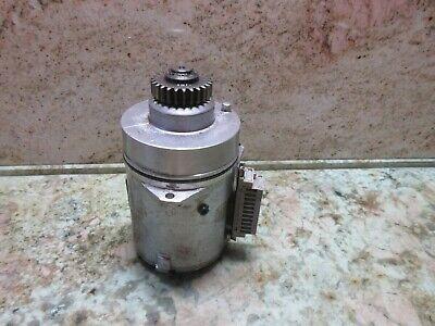 Traub Tnd 200 Cnc Lathe Turret Motor Baruffaldi 3 6 380v 5
