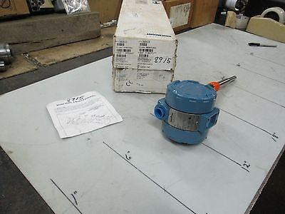 Rosemount Aphaline Temperature Transmitter Rtd Mod 444rl2u1a115 70-210c Nib