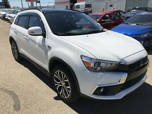 2016 Mitsubishi RVR GT | AWD | Backup Cam | Pano Roof