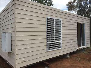 Portable building relocatable granny flat Munno Para Playford Area Preview