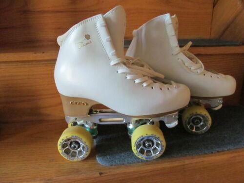 Edea/Roll Line  Classica Womens Artistic Dance Roller Skates Size 260