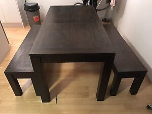 Dining room table Coogee Eastern Suburbs Preview