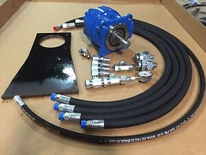 High Torque Grain Cart Hydraulic Drive Kits