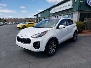 2017 Kia Sportage EX Premium CLEAN CARFAX/LEATHER/SUNROOF/PRE...