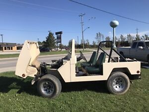 1953 Willis Jeep in excellent condition