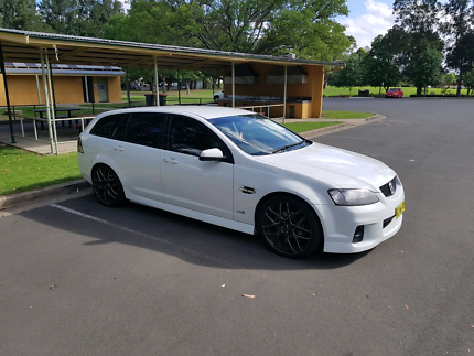 2011 Holden commodore VE series 2 SV6