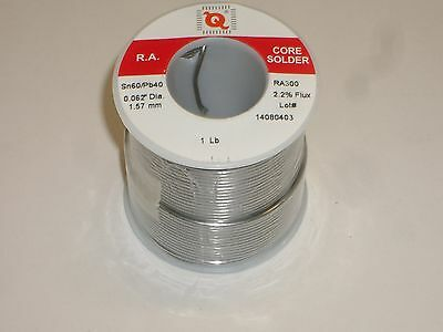 """062/"""" 080/""""  SOLDER WIRE TIN LEAD 60//40  Electronics Circuit BD/'s  Micro"""