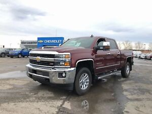 2017 Chevrolet SILVERADO 2500HD LTZ - DIESEL, LEATHER, LTZ PLUS,