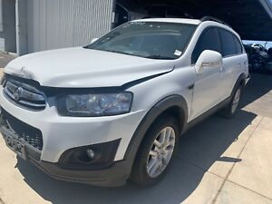 Wrecking Holden captiva 7 2015 series II , parts for sell West Footscray Maribyrnong Area Preview