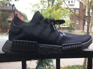 Adidas Japan NMD triple black