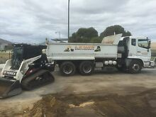 bobcat and tipper truck hire Cannington Canning Area Preview