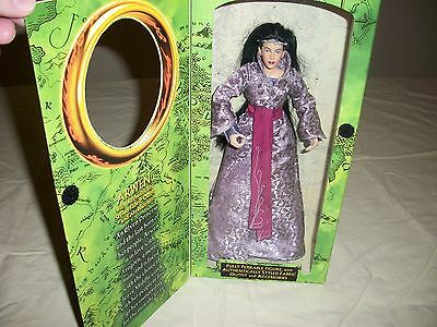 Fellowship Series - LOTR Fellowship of the Ring, Special Edition Collector Series, Arwen doll
