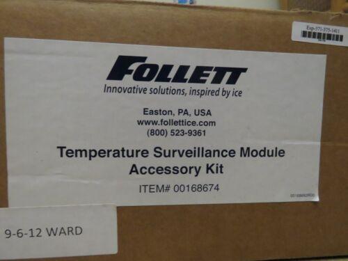 Follett Temperature Surveillance Module Accessory Kit Certified Sealed