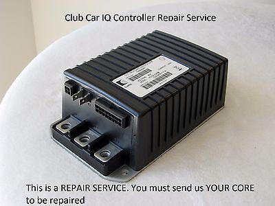 Club Car IQ Speed Controller, REPAIR SERVICE 1510-5201, 1510A-5250, 1510A-5251