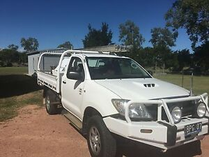 2010 Toyota Hilux Ute Townsville Townsville City Preview