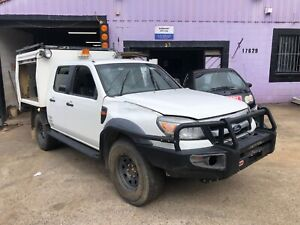WRECKING 2009 FORD PK RANGER 4X4 3.0L DIESEL DUAL CAB AUTOMATIC DUAL CAB North St Marys Penrith Area Preview