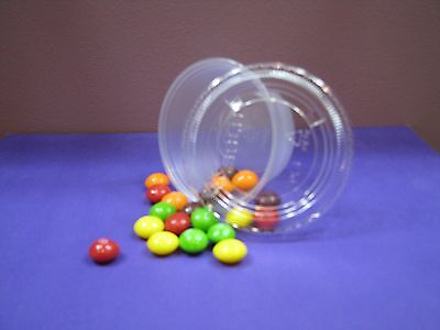 DART Souffle Cups and Lids 3 1/4 oz. plastic portions 50 each FREE SHIPPING