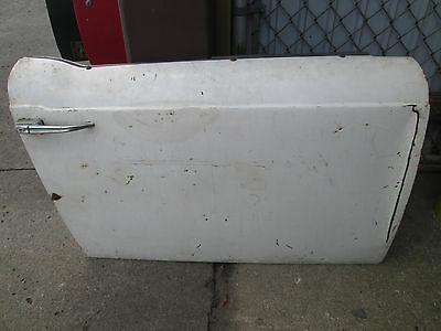 Triumph TR4, All Original Complete  Right  Passenger side Door Good Condition