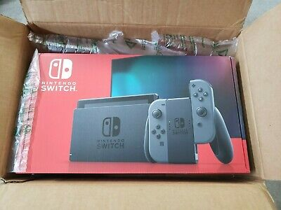 Nintendo Switch with Gray Joy‑Con 32GB Console - (Newest Model) (In Hand)