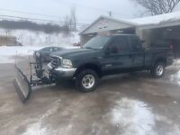 Affordable SnowPlowing And Sanding