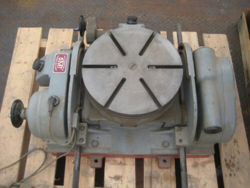 """OMT Tilting Optical 16"""" Rotary Milling table -  Will ship"""