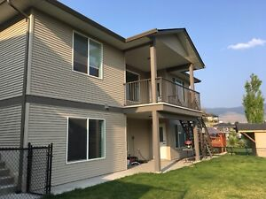 A furnished bedroom 2 km from UBCO