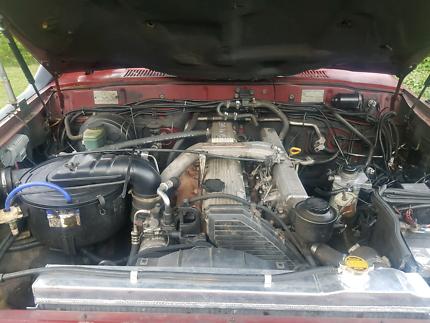 93 80 series landcruiser turbo diesel Lower Macdonald Hawkesbury Area Preview