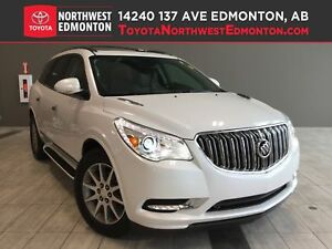 2016 Buick Enclave Leather Group | Nav | Bose | Moonroof | Backu