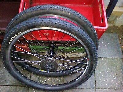 MTB Laufräder Mavic ZAC 2000 mit Shimano XT Nabe gebraucht kaufen  Duisburg
