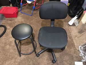 Bar stool and computer chair