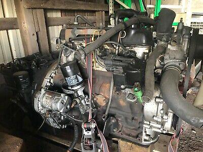Toyota Forklifthilo Engine And Transmission